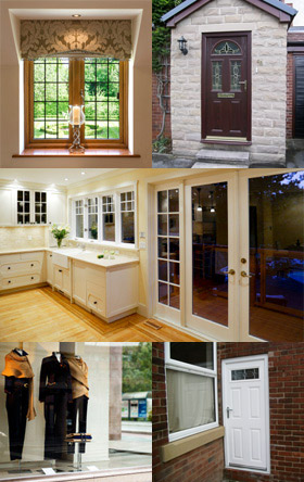 Windows & Composite Doors